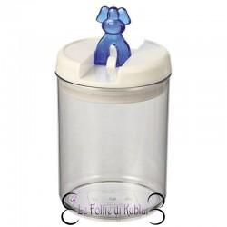 Contenitore Flip Dog Blu 1,4lt.
