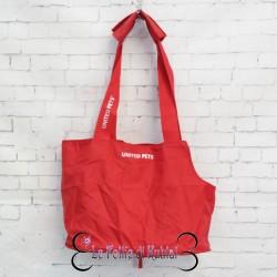 United Pets Borsa Lazy Dog Bag Rossa