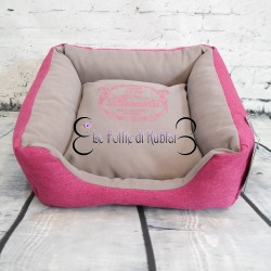 Milk&Pepper Sofa Carre Pink