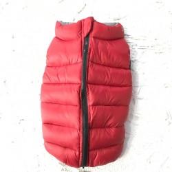 Nobby Piumino Rosso/grigio