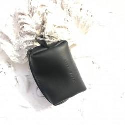 Portasacchetti e portachiavi in pelle
