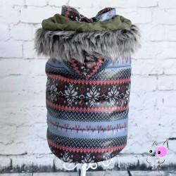 Cappottino Eskimo Blu