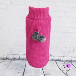 Milk&Pepper Maglione Cocoon Pink