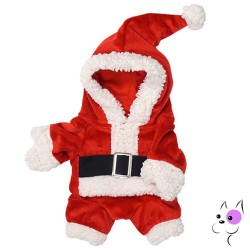 Jolly Santa Suit Red