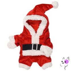 Jolly Santa Suit Red