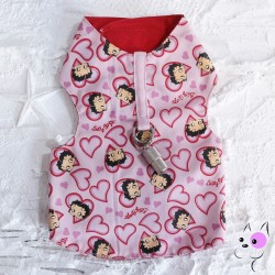 Pettorina Betty Boop