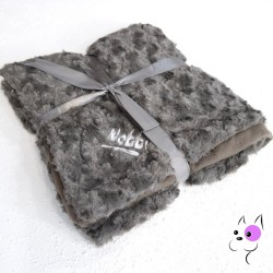 Plaid Fleece Marrone 60x85cm