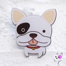 Spilla Bulldog Francese
