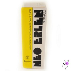 Neo Erlen Shampoo Antiparassitario 200ml