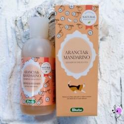 Natural Derma Pet Shampoo Arancia e Mandarino