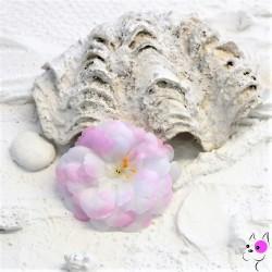 Fiocco Fiore Rosa