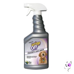Urine Off Spray per cuccioli e adulti 500ml