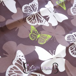 Telo di Ricambio Farfalle per Brandine Fisse 40x60cm