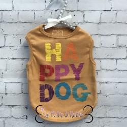 T-Shirt Happy Dog
