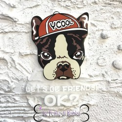 Patch Bullo Cool
