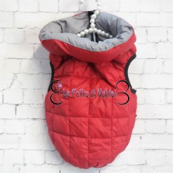 United Pets Cappottino Polar Jacket Rosso