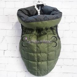 United Pets Cappottino Polar Big Jacket Verde